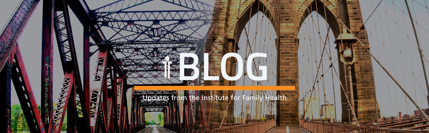 The 5 Jobs of the Institute for Family Health