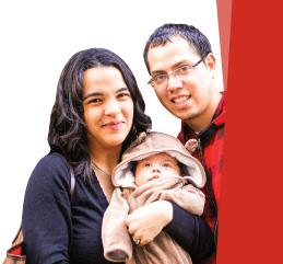 Servicios de visita a hogares para familias Image