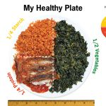Healthy West African Plate