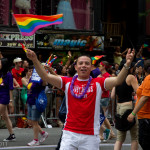 New York City is home to the largest LGBTQ population in the country. The Institute's LGTBQ Taskforce was established in 2012 to serve the unique health care needs of this community. Each summer the city hosts an enormous, weekend-long Pride celebration, pictured here.