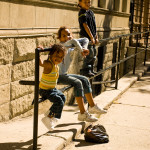between residents of lower-income communities versus adjacent wealthier communities. Children in East Harlem, for example, are almost thirteen times more likely than children living on the Upper East Side to visit the emergency room for asthma-related issues.