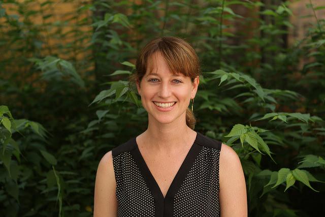 Headshot of Dana Kuhn