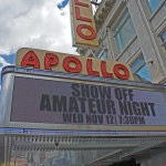 The Apollo Theater, considered a bastion of African-American culture and achievement, is Harlem's historic landmark. Yet today, Harlem is ranked one of the poorest neighborhoods in all of New York City with more than a third of residents living below poverty level.