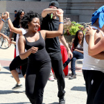 "New York City's ""Summer Streets"" program promotes physical activity in neighborhoods throughout the city, including Harlem, where 25% of residents say they get no physical activity. Harlem residents also experience high rates of obesity, diabetes and hypertension."