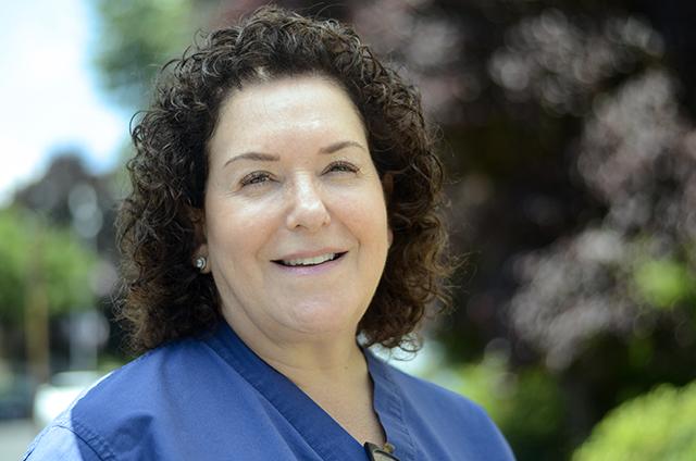 Headshot of Beth Saltzman