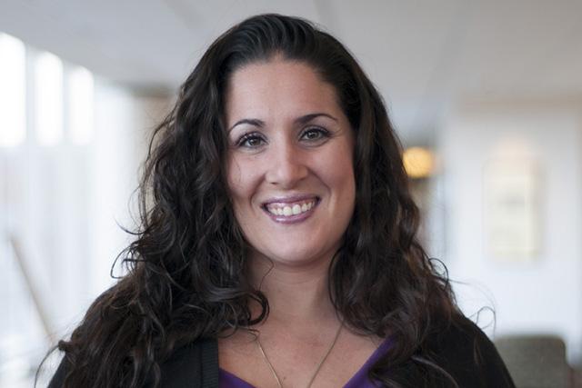 Headshot of Kristina Ursitti