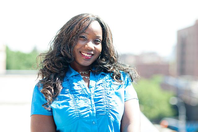 Headshot of Anika Richards