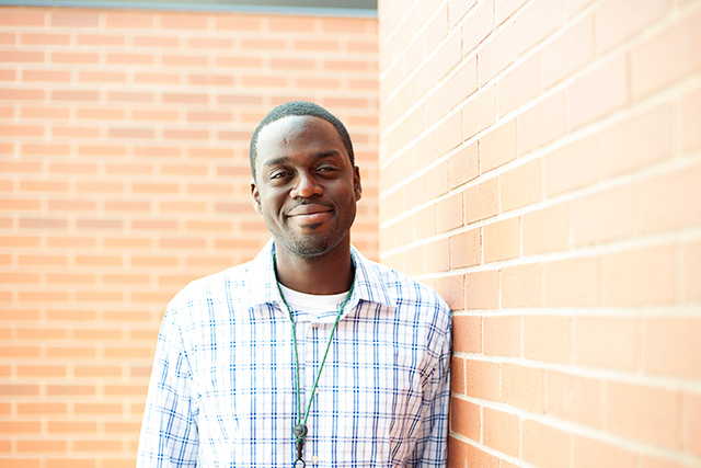 Headshot of Bamidele Olatunbosun