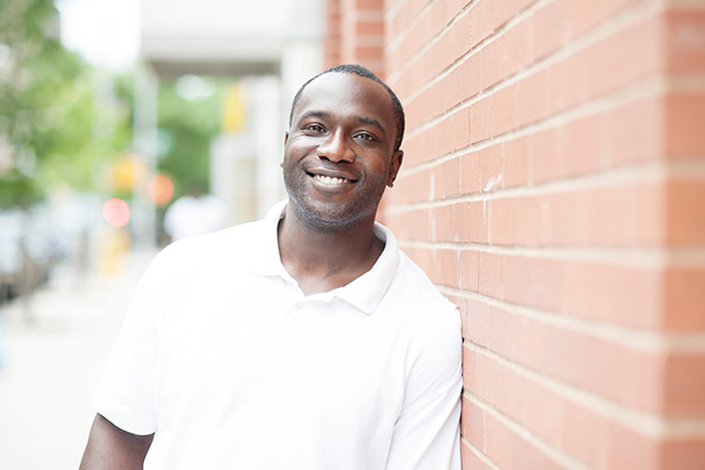 Headshot of Olanrewaju Adedokun