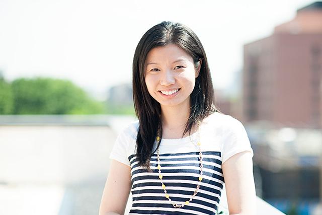 Headshot of Alyssa Ren