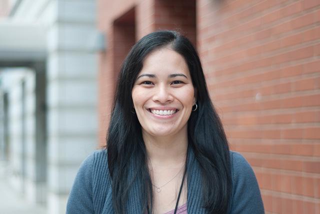 Headshot of Veronica Rivera
