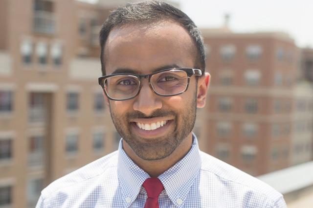 Headshot of Akash Patel