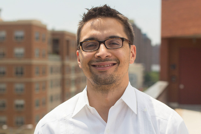 Headshot of Orlando Sola