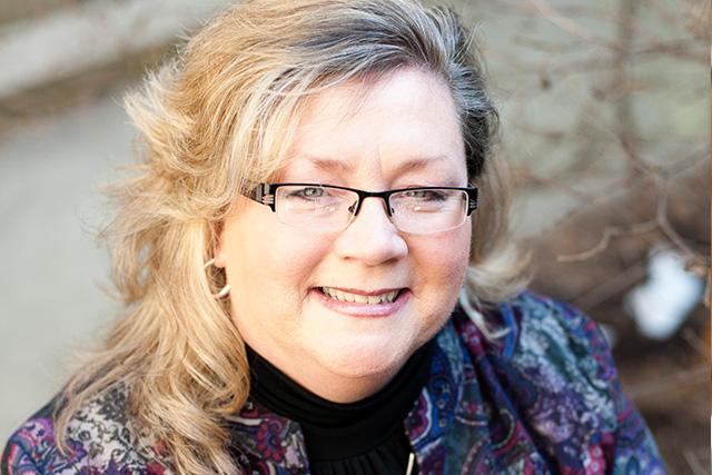Headshot of Carol Bouton
