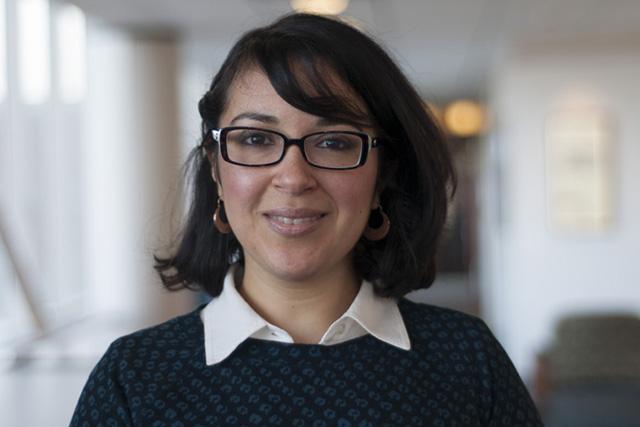 Headshot of (English) Marta Sanchez