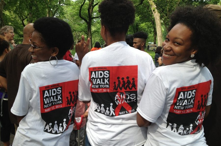 Join the Institute's AIDS Walk Team in NYC
