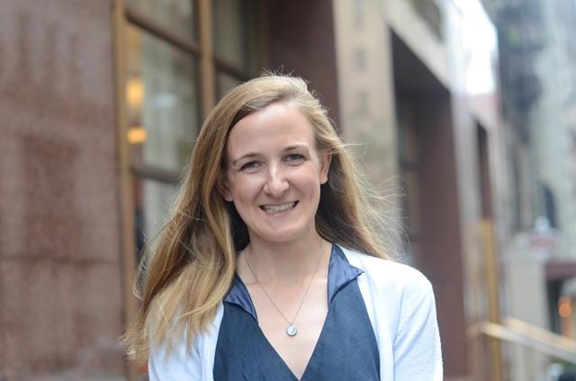 Headshot of Juliana Van Der Meijden Bennison