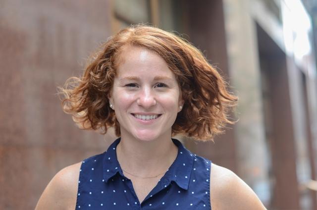 Headshot of Katie O'Grady
