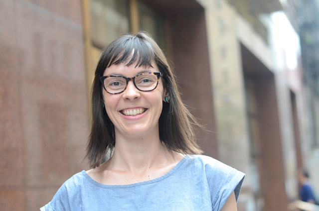 Headshot of Margaret Glausser