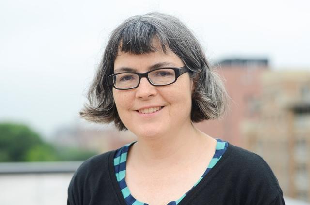 Headshot of Sarah Wilkinson