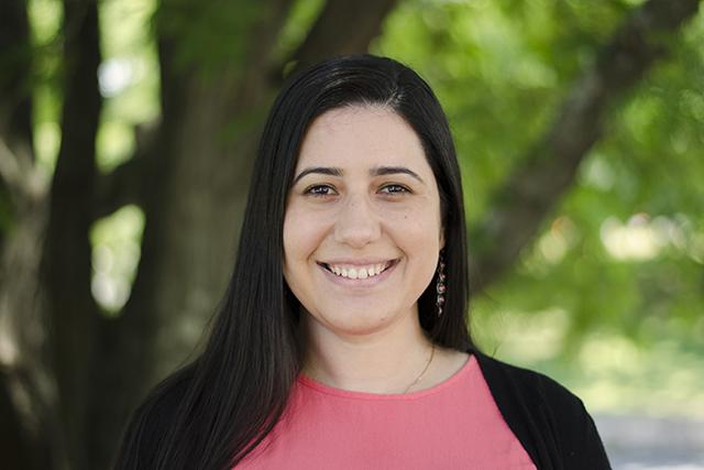 Headshot of Nafila Kouba