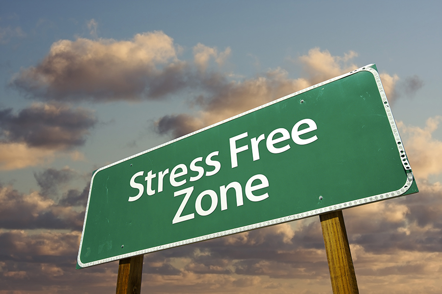 (English) Health Tip of the Week (#DiabetesMonth): Stress Free Zone