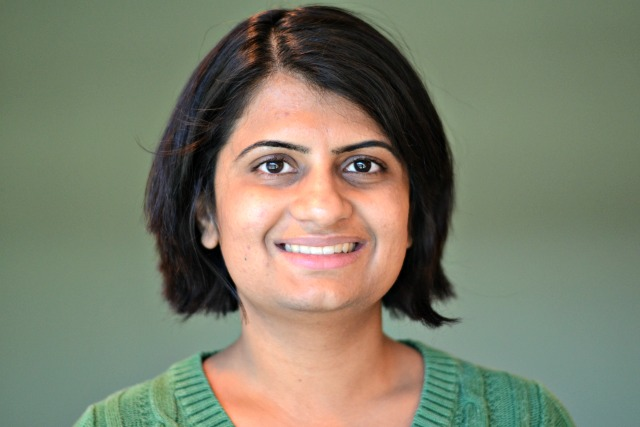 Headshot of (English) Nandini Shroff