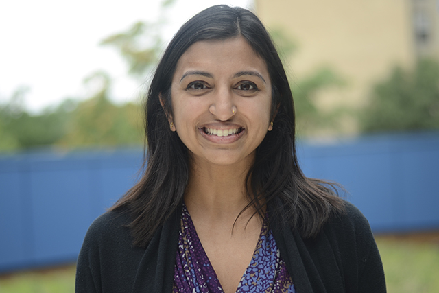 Headshot of Rupa Natarajan