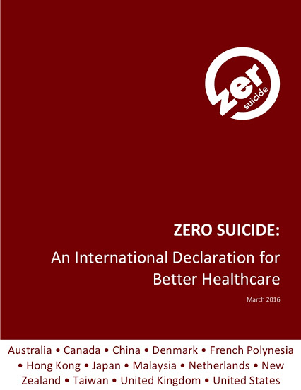 Dr. Virna Little talks Zero Suicide in Healthcare