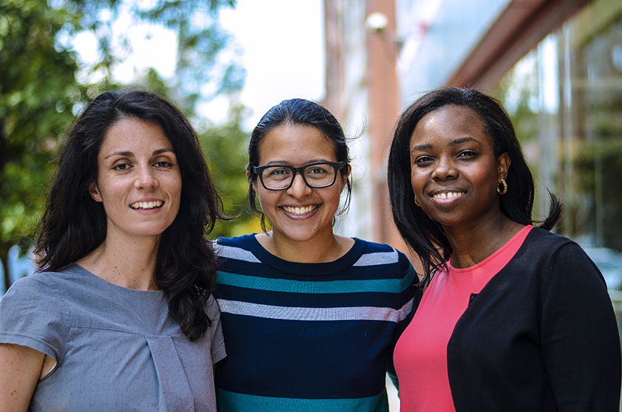 (English) Meet the Institute's New Research Fellows