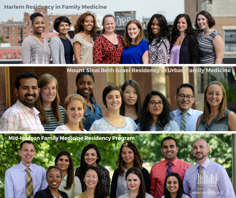 Class of 2019 Residents