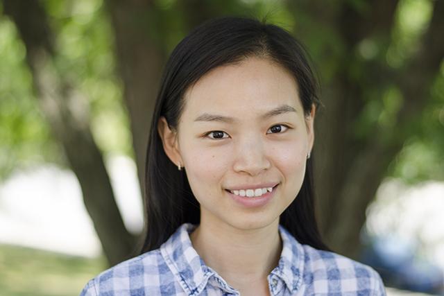 Headshot of Quynh Chu