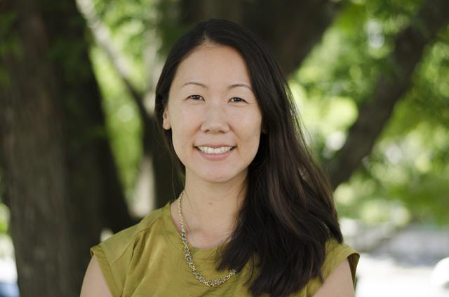 Headshot of Megumi Tamaki-Seiffert