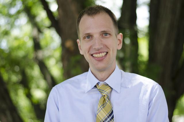 Headshot of Matthew Seiffert