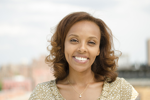 Headshot of Medhanit Tekle