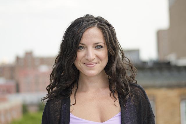 Headshot of Nina Ragaz