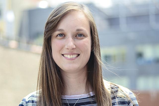 Headshot of Rebecca Giusti