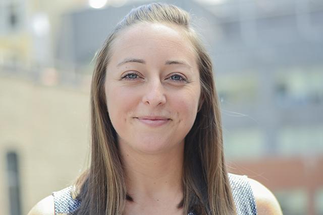 Headshot of Tamra Travers