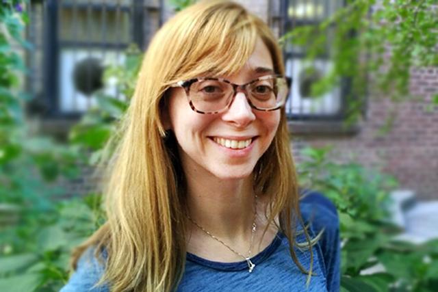 Headshot of (English) Lissa Goldstein