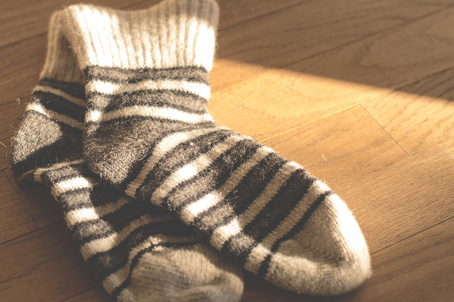 """Socks & Roll"" – Making an Impact on the City's Homeless"