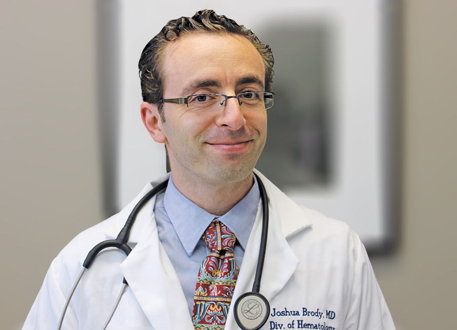 Dr  Joshua Brody Presents Grand Rounds on February 10th