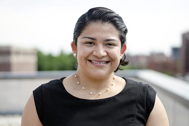 Headshot of Ana Garcia