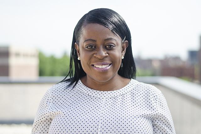 Headshot of Georgina Adjei