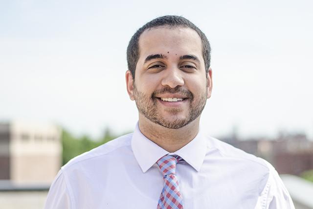 Headshot of Jordano Sanchez