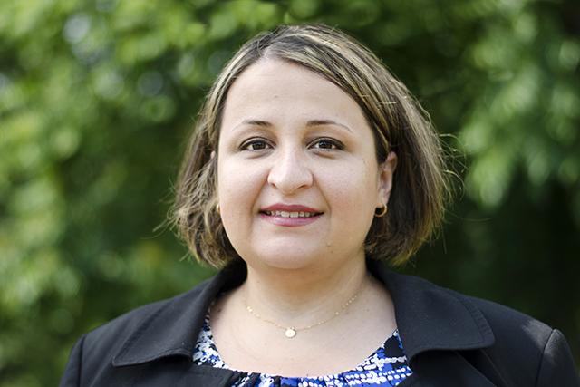 Headshot of Anna Samedova-Sevilla