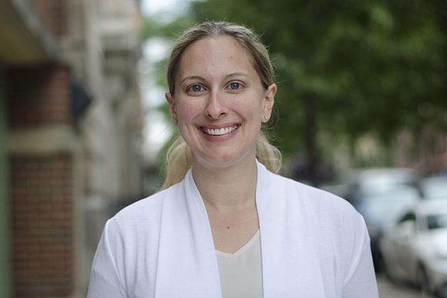Headshot of Lisa Shapiro