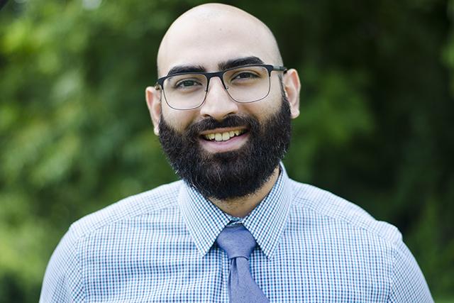 Headshot of Nabeel Ali