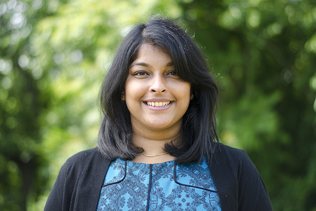 Headshot of Sharanya Visakan