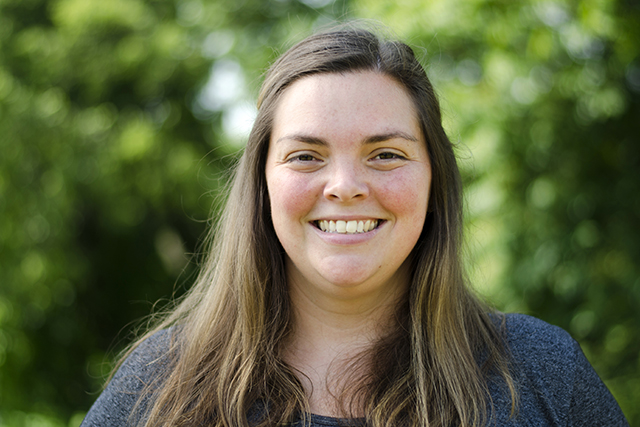 Headshot of Stephanie Richers