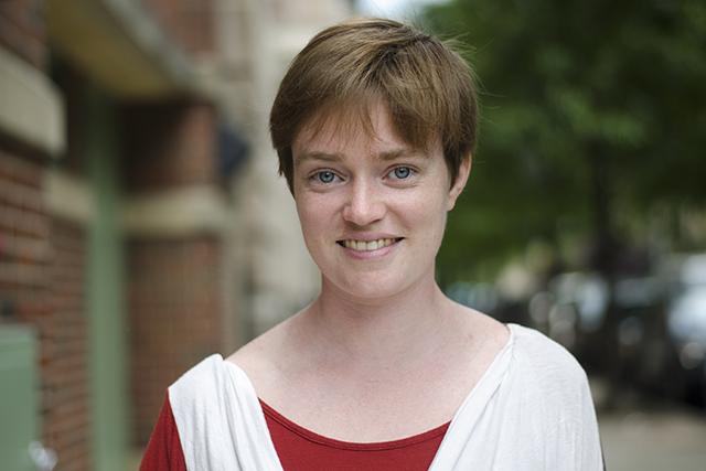 Headshot of Elizabeth O'Callahan
